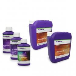 Pack engrais plagron 2 hydrozone for Programme plagron