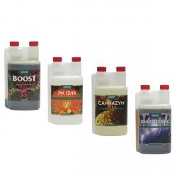 Pack stimulants et boosters CANNA - 4 x 1 litre