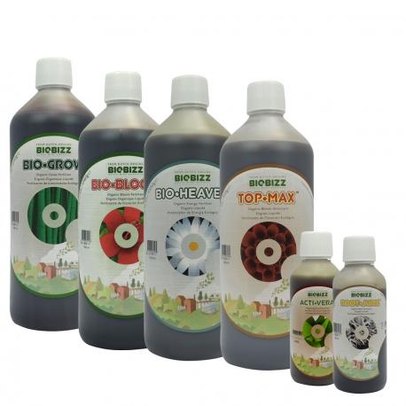 Gamme organique terre 1 litre - BIOBIZZ