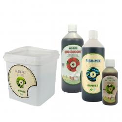 Pack engrais Pre.Mix 5 litres - BIOBIZZ