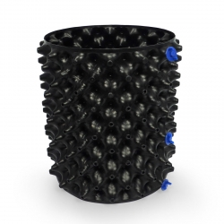 Air RAP Pot 8 litres - Air Pruning Pot