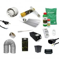 Pack culture TERRE 250W - BIO NOVA - 2 plantes