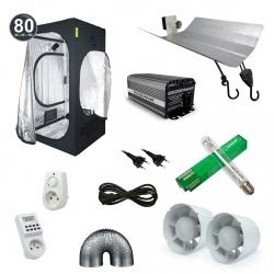Pack Tente Electro 250W Digilight - Probox 80 + Grolux