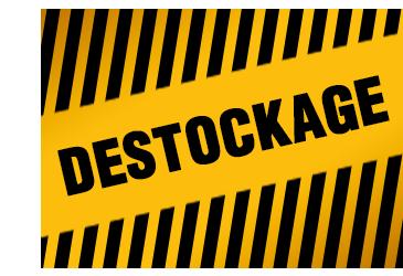Catégorie DESTOCKAGE