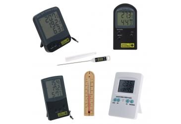 Catégorie Thermomètre et hygromètre
