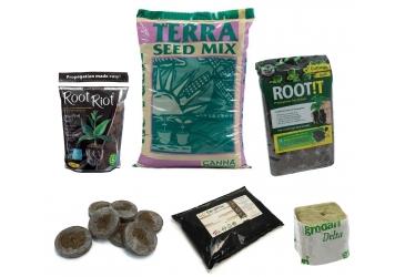 Catégorie Substrat pour semis et boutures