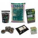 Substrat pour semis et boutures