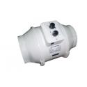 Extracteurs thermo-controlés et variateurs
