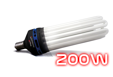 Catégorie Ampoule CFL 200W