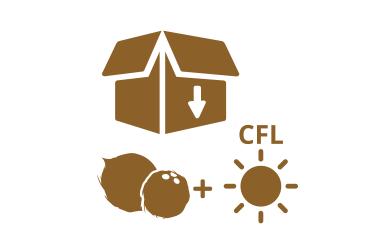 Catégorie Pack coco CFL
