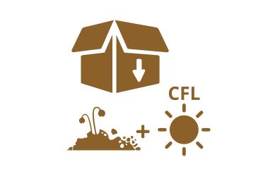 Catégorie Pack terre CFL