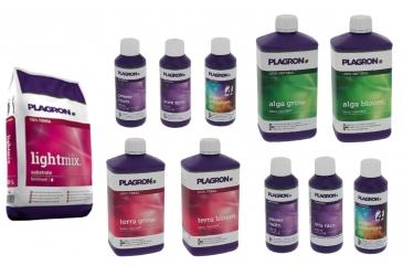Pack engrais plagron hydrozone for Programme plagron