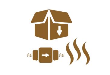 Catégorie Pack extracteur + Filtre à charbon