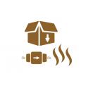 Pack extracteur + Filtre à charbon