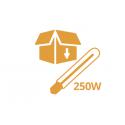 Kits lampes 250W HPS et MH