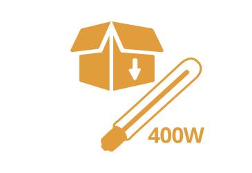 Catégorie Kits lampes 400W HPS et MH