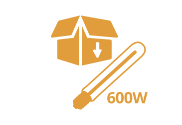 Catégorie Kits lampes 600W HPS et MH