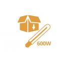 Kit lampe 600W
