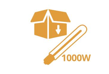 Catégorie Kit lampe 1000W