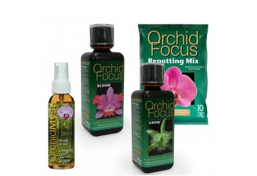 Catégorie Pack engrais Orchidées